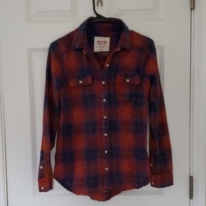 Mossimo Supply Co flannel shirt
